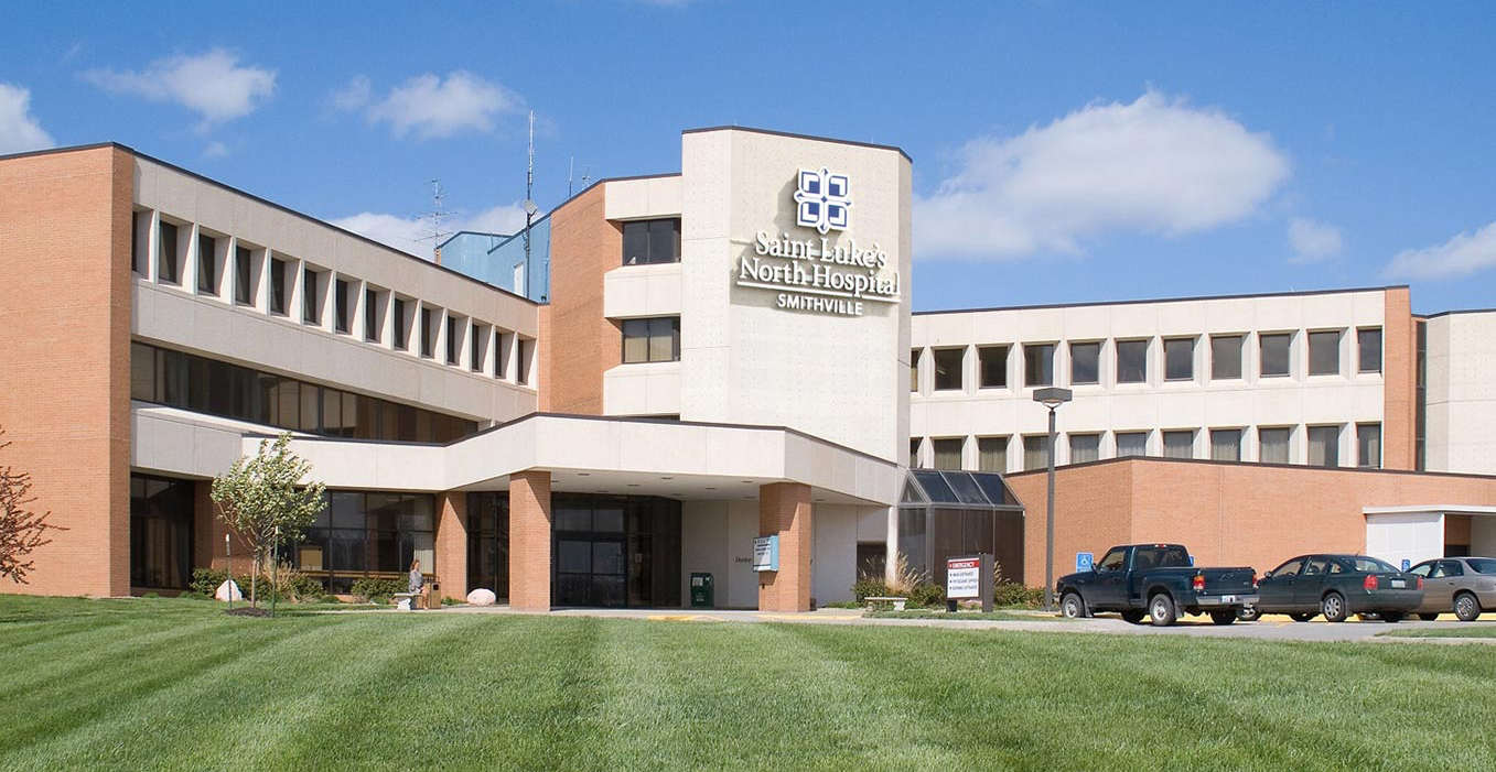 Saint Luke S North Hospital Smithville Saint Luke S Health System
