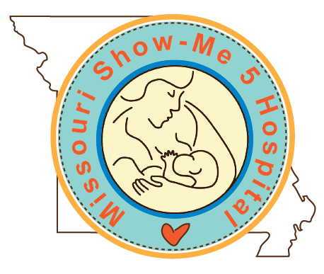 Missouri Show-Me 5 Hospital logo