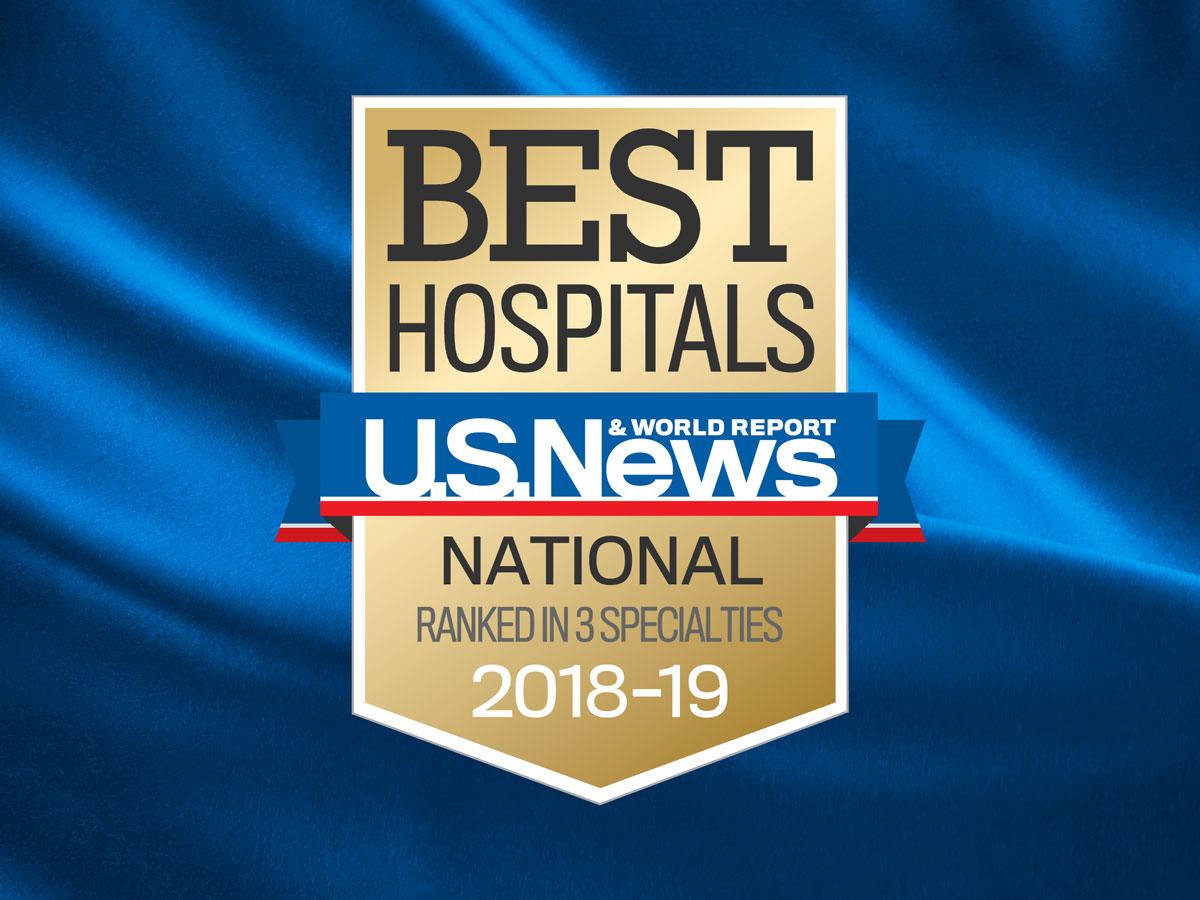 U S News Amp World Report Ranks Saint Luke S Hospital On