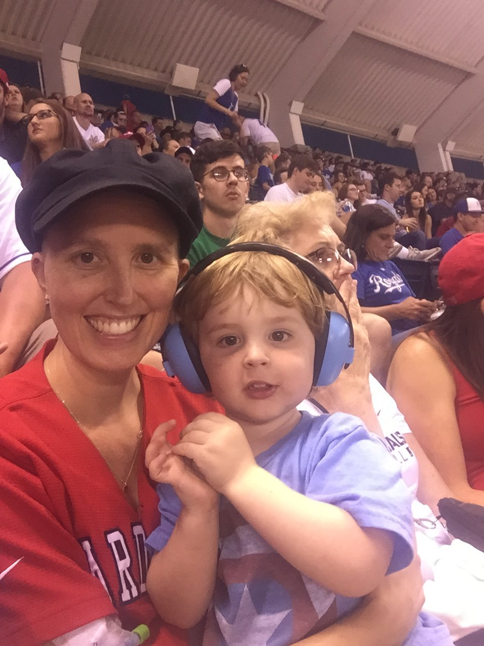 Pregnant with Breast Cancer: Laura's Early Detection Story