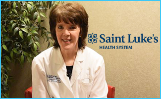 Saint Luke's Health System. Dr. Tracy Stevens