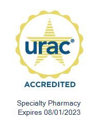 urac Accredited Specialty Pharmacy, Expires 08/01/2023