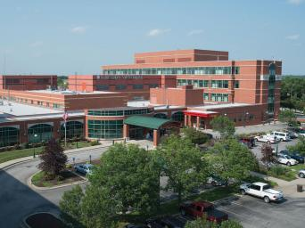 Saint Luke's North Hospital - Barry Road Maternity Center