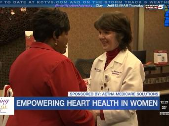 KCTV 5 News. Aging in Style. Empowering heart health in women.