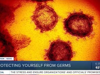 KSHB: 41 Action News: Protecting yourself from germs