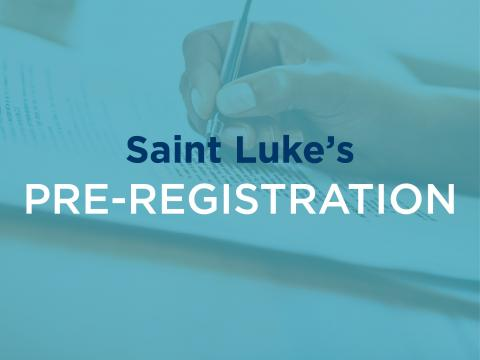 Saint Luke's Maternity Pre-registration icon